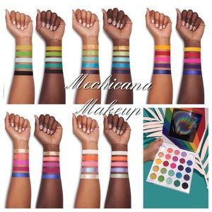 🌈Morphe Limited edition Artistry Palette 🌈